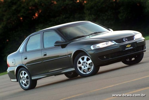 Chevrolet Vectra Collection 2005, Um Carro Que J‡ Nasce Cl‡ssico