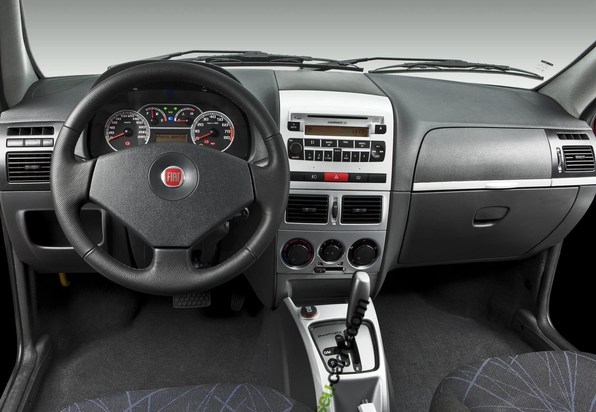 Palio siena adventure e idea agora receber o c mbio for Fiat idea adventure locker 2015